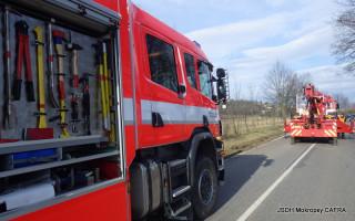 Dopravní nehoda 1xOA Radotínská