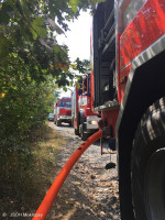 Požáry u trati
