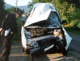 Dopravní nehoda Zd. Lhoty (2001)