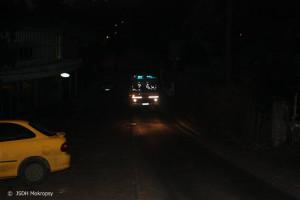 Únik PHM po krádeži ulice Fugnerova