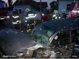 Dopravní nehoda Roblín