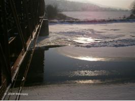 Ledová bariéra unor 2012 VI