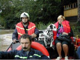 Povodeň 2002 - činnost