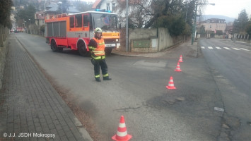 DN 2x OA ulice Riegrova